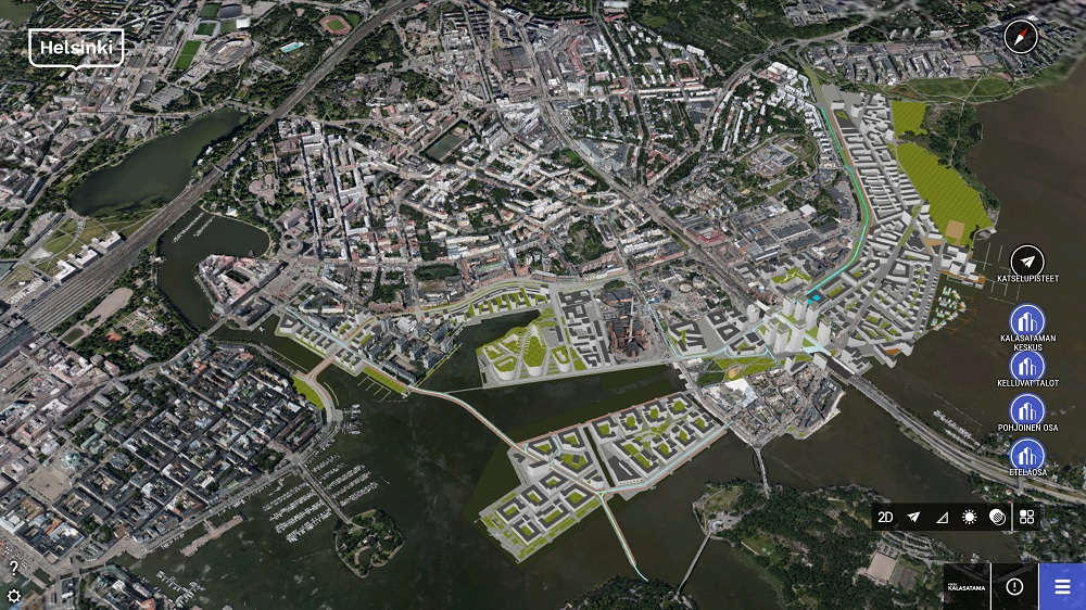 OpenCities Planner City of Heslinki 4 1